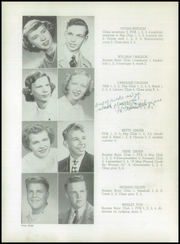Page 10, 1950 Edition, West Salem High School - Neshonoc Yearbook (West Salem, WI) online yearbook collection