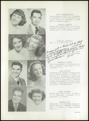 Page 11, 1950 Edition, West Salem High School - Neshonoc Yearbook (West Salem, WI) online yearbook collection