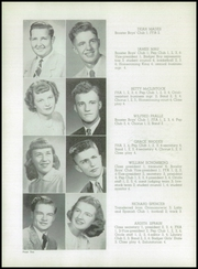 Page 12, 1950 Edition, West Salem High School - Neshonoc Yearbook (West Salem, WI) online yearbook collection