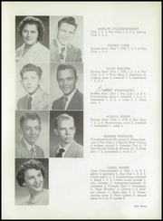 Page 13, 1950 Edition, West Salem High School - Neshonoc Yearbook (West Salem, WI) online yearbook collection