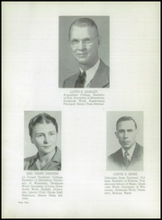 Page 6, 1950 Edition, West Salem High School - Neshonoc Yearbook (West Salem, WI) online yearbook collection