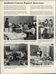 Page 16, 1972 Edition, West Salem High School - Neshonoc Yearbook (West Salem, WI) online yearbook collection