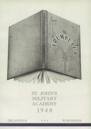 Page 7, 1948 Edition, St Johns Military Academy - Trumpeter Yearbook (Delafield, WI) online yearbook collection
