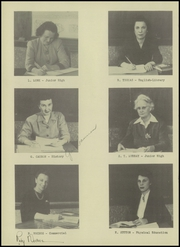 Page 10, 1944 Edition, Denmark High School - Viking Yearbook (Denmark, WI) online yearbook collection
