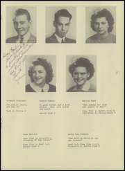 Page 15, 1944 Edition, Denmark High School - Viking Yearbook (Denmark, WI) online yearbook collection