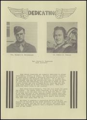 Page 7, 1944 Edition, Denmark High School - Viking Yearbook (Denmark, WI) online yearbook collection