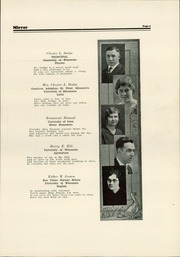 Page 15, 1930 Edition, Mondovi High School - Mirror Yearbook (Mondovi, WI) online yearbook collection