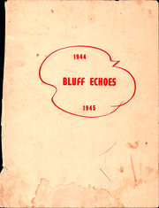 Boscobel High School - Bluff Echoes Yearbook (Boscobel, WI) online yearbook collection, 1945 Edition, Page 1