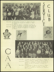 Boscobel High School - Bluff Echoes Yearbook (Boscobel, WI) online yearbook collection, 1949 Edition, Page 56