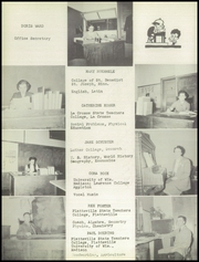 Page 10, 1952 Edition, Boscobel High School - Bluff Echoes Yearbook (Boscobel, WI) online yearbook collection