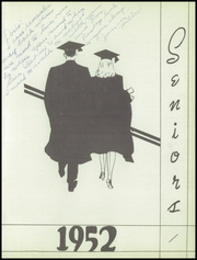 Page 11, 1952 Edition, Boscobel High School - Bluff Echoes Yearbook (Boscobel, WI) online yearbook collection