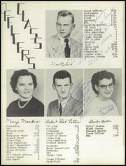 Page 12, 1952 Edition, Boscobel High School - Bluff Echoes Yearbook (Boscobel, WI) online yearbook collection