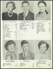Page 13, 1952 Edition, Boscobel High School - Bluff Echoes Yearbook (Boscobel, WI) online yearbook collection