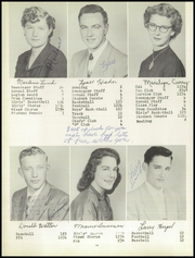 Page 14, 1952 Edition, Boscobel High School - Bluff Echoes Yearbook (Boscobel, WI) online yearbook collection