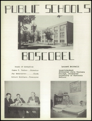 Page 8, 1952 Edition, Boscobel High School - Bluff Echoes Yearbook (Boscobel, WI) online yearbook collection