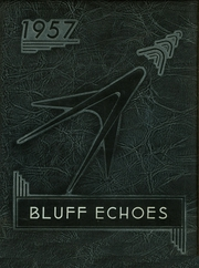 Boscobel High School - Bluff Echoes Yearbook (Boscobel, WI) online yearbook collection, 1957 Edition, Page 1