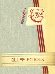 Boscobel High School - Bluff Echoes Yearbook (Boscobel, WI) online yearbook collection, 1958 Edition, Page 1