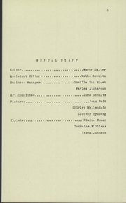 Page 5, 1945 Edition, Unity High School - Quill Yearbook (Unity, WI) online yearbook collection