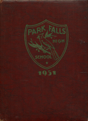 Park Falls High School - Torch Yearbook (Park Falls, WI) online yearbook collection, 1951 Edition, Page 1