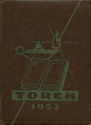 Page 1, 1952 Edition, Park Falls High School - Torch Yearbook (Park Falls, WI) online yearbook collection