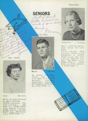 Page 16, 1952 Edition, Park Falls High School - Torch Yearbook (Park Falls, WI) online yearbook collection