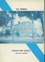 Page 5, 1952 Edition, Park Falls High School - Torch Yearbook (Park Falls, WI) online yearbook collection