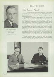Page 12, 1946 Edition, Wayland Academy - Pillars Yearbook (Beaver Dam, WI) online yearbook collection