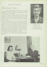 Page 13, 1946 Edition, Wayland Academy - Pillars Yearbook (Beaver Dam, WI) online yearbook collection