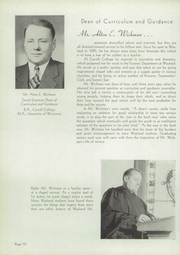 Page 14, 1946 Edition, Wayland Academy - Pillars Yearbook (Beaver Dam, WI) online yearbook collection