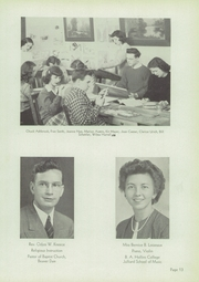 Page 17, 1946 Edition, Wayland Academy - Pillars Yearbook (Beaver Dam, WI) online yearbook collection