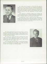 Page 13, 1954 Edition, Wayland Academy - Pillars Yearbook (Beaver Dam, WI) online yearbook collection