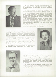 Page 14, 1954 Edition, Wayland Academy - Pillars Yearbook (Beaver Dam, WI) online yearbook collection