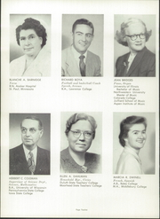 Page 16, 1954 Edition, Wayland Academy - Pillars Yearbook (Beaver Dam, WI) online yearbook collection