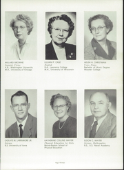 Page 17, 1954 Edition, Wayland Academy - Pillars Yearbook (Beaver Dam, WI) online yearbook collection