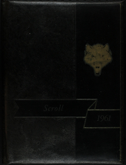 1961 Edition, Algoma High School - Scroll Yearbook (Algoma, WI)