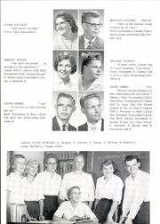 Page 24, 1961 Edition, Algoma High School - Scroll Yearbook (Algoma, WI) online yearbook collection