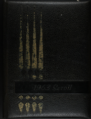 1963 Edition, Algoma High School - Scroll Yearbook (Algoma, WI)