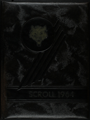 1964 Edition, Algoma High School - Scroll Yearbook (Algoma, WI)