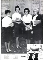 Page 15, 1964 Edition, Algoma High School - Scroll Yearbook (Algoma, WI) online yearbook collection