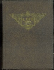 Fond Du Lac High School - Life Yearbook (Fond Du Lac, WI) online yearbook collection, 1924 Edition, Page 1