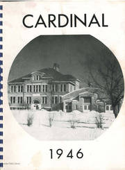 1946 Edition, Crandon High School - Cardinal Yearbook (Crandon, WI)