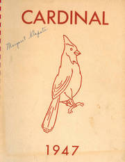 1947 Edition, Crandon High School - Cardinal Yearbook (Crandon, WI)