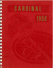 1950 Edition, Crandon High School - Cardinal Yearbook (Crandon, WI)