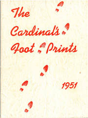 1951 Edition, Crandon High School - Cardinal Yearbook (Crandon, WI)
