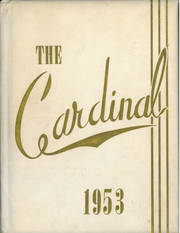 1953 Edition, Crandon High School - Cardinal Yearbook (Crandon, WI)
