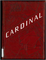 1955 Edition, Crandon High School - Cardinal Yearbook (Crandon, WI)