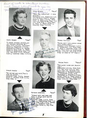 Page 11, 1955 Edition, Crandon High School - Cardinal Yearbook (Crandon, WI) online yearbook collection