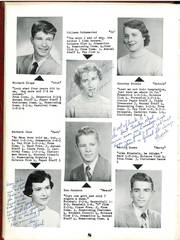 Page 12, 1955 Edition, Crandon High School - Cardinal Yearbook (Crandon, WI) online yearbook collection