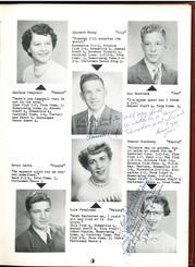 Page 13, 1955 Edition, Crandon High School - Cardinal Yearbook (Crandon, WI) online yearbook collection