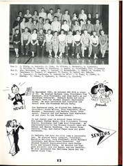 Page 17, 1955 Edition, Crandon High School - Cardinal Yearbook (Crandon, WI) online yearbook collection